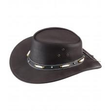 Кожаная ковбойская шляпа Forest
