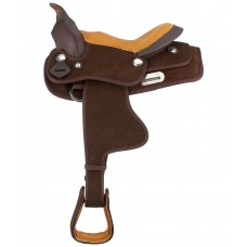 Вестерн седло для пони