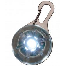 Лампа с карабином LED