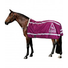 Светоотражающая полупопона HORSE 360°