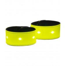LED повязки на ноги