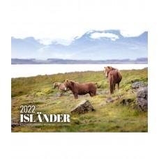 Календарь Isländer 2021