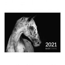 Календарь Black & White 2021