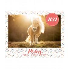 Календарь Pony 2022