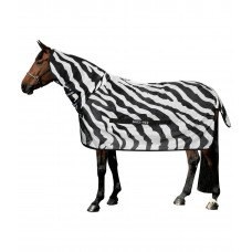 Попона Buzz-off Fullneck Zebra