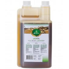 Льняное масло для лошади