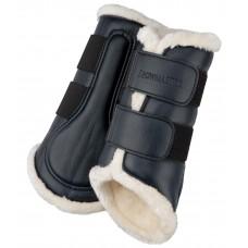 Выездковые ногавки с флисовой подкладкой (передние)