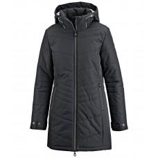 Пальто с капюшоном Flora