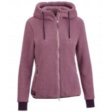 Флисовая куртка с капюшоном Luna