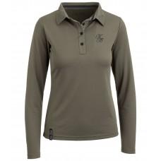 Функциональная рубашка-поло Mara LS