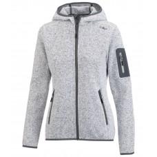Трикотажная флисовая куртка с капюшоном Sabrina
