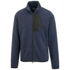 Мужская трикотажная флисовая куртка Lewis