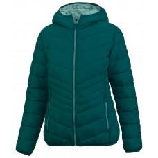 Стеганая куртка с капюшоном Alisa