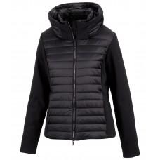 Комбинированная стеганая куртка  Flavia