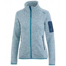 Вязаная флисовая куртка Kyra