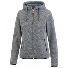 Трикотажная флисовая куртка Adriana