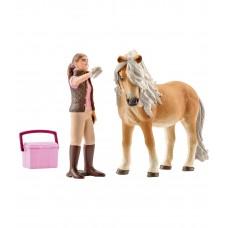 """Игровой набор """"Уход за лошадью"""""""