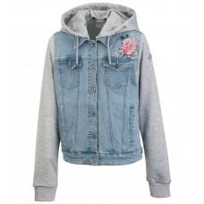 Детская джинсовая куртка Jasmin