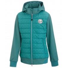 Детская комбинированная куртка Tuana