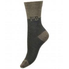 Носки с добавкой мериносовой шерсти Ina