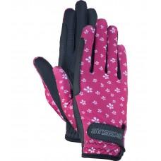 Детские летние перчатки Flowerly