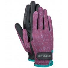 Детские перчатки для верховой езды Horsy