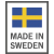 Сделано в  Швеции