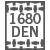 1680 DEN